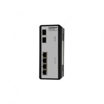 6 Port Endüstriyel PoE Switch