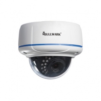 FULLHD Vandal Proof IR Dome IP Kamera (PoE)